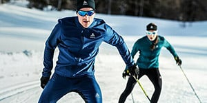 Bare skating cross-country skiing Fischer