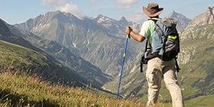 Hiking poles Frendo