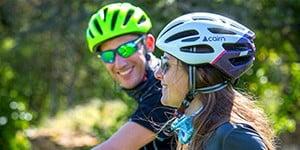 Bike helmet Poc