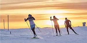 Masque ski de fond