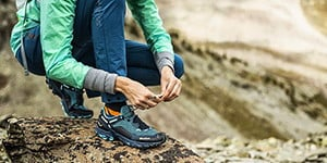 Hiking and mountaineering shoes Scarpa