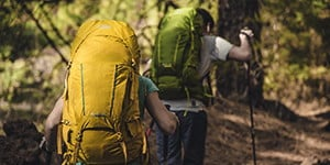 Hiking backpack TSL