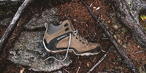 Hiking and mountaineering shoes Mens