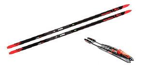 Cross-country ski pack