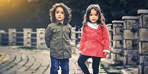 Children's clothes Millet Trilogy