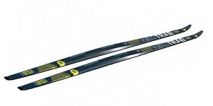 Nude cross-country skiing