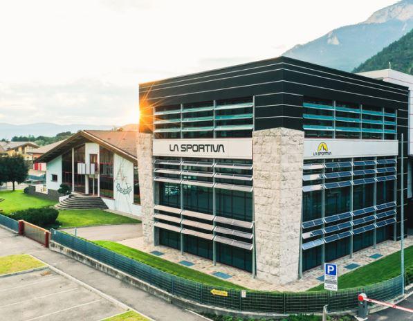 Usine La Sportiva - Dolomites