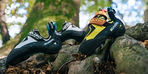Climbing shoes Scarpa