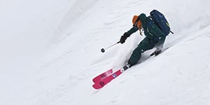 Freeride Alpine Skiing Scarpa