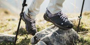 Hiking and mountaineering shoes Lafuma