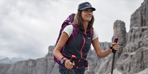Women's sportswear Salewa