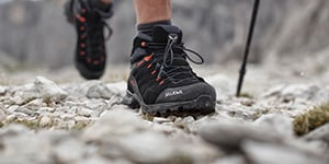 Hiking and mountaineering shoes Salewa