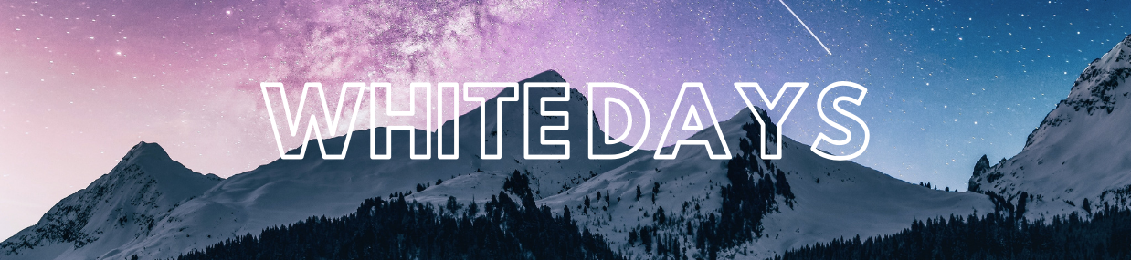 white days : le black friday version Alpinstore