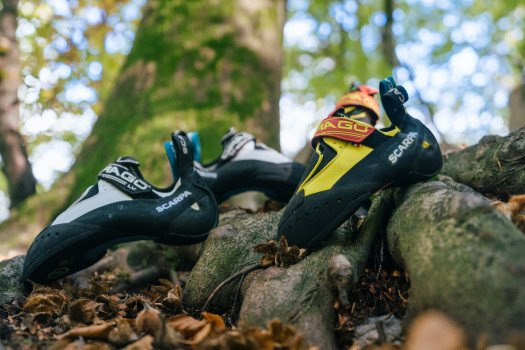 The art of making a climbing shoe by SCARPA